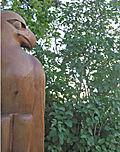 Garden Eagle