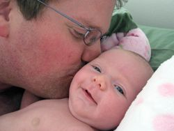 Dad and Ava 3