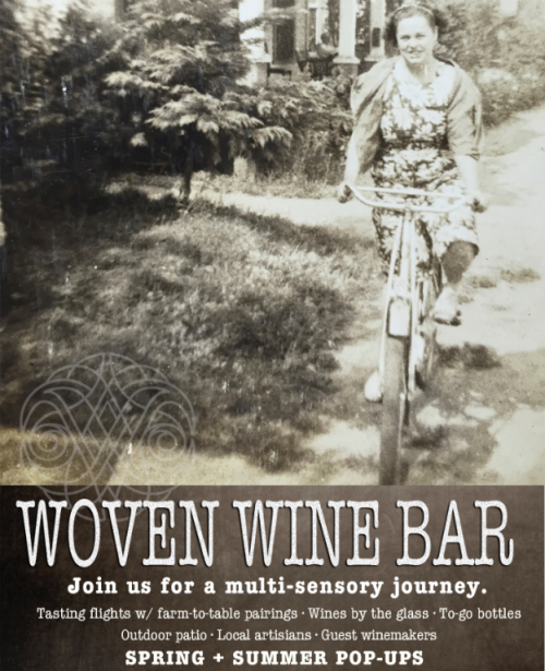 Wine Bar Flyer Whole Layers NEW