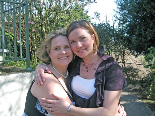 BFF since 5th Grade - Cindy and Me