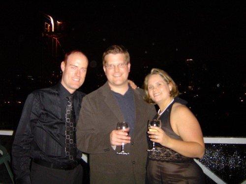 Bill, Darrin & Elaina