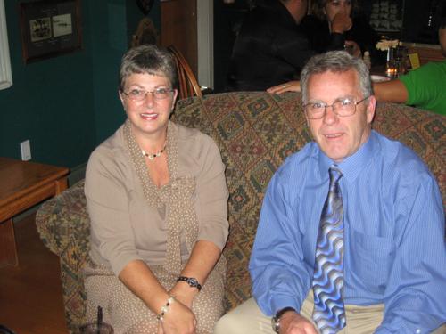 Charla and Rob Wilcox