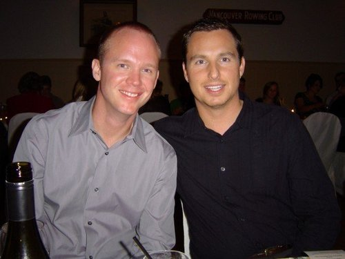 Chris and Drew