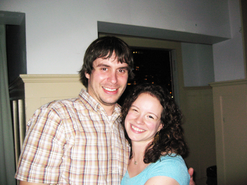 Jason and Alison