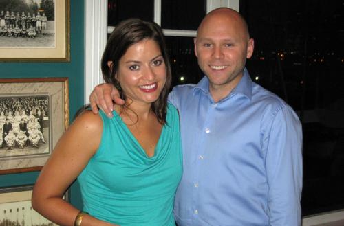Krista and Chris