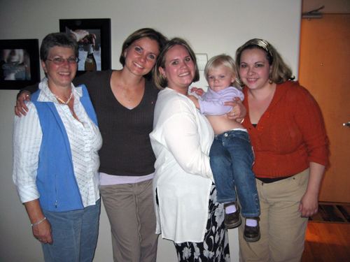 The Wilcox (White) Family and Elaina