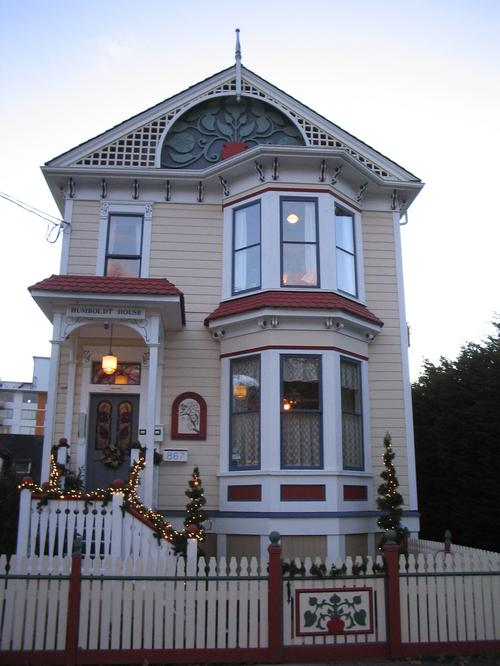 Humboldt House Bed and Breakfast