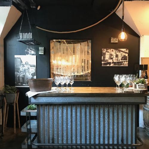 Woven Tasting Bar