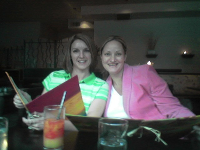 Pink Mojito Cheers!