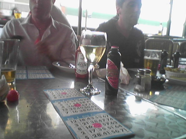 Gay BINGO on Tuesdays!