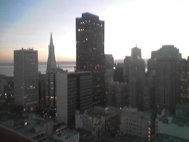 Sunrise San Fran